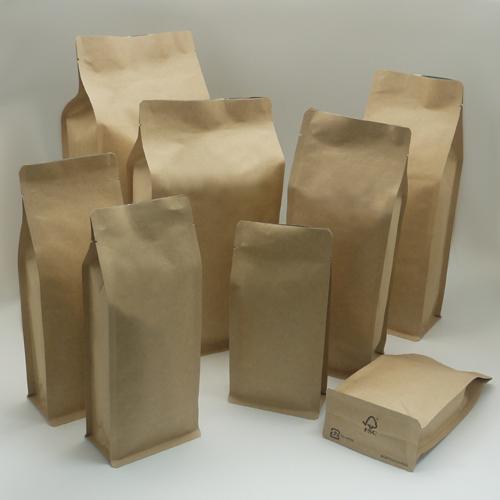 Box Pouch Coffee Bag